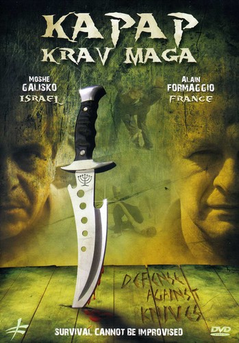 Kapap - Krav Maga: Defense Against Knive Attacks