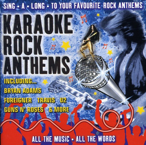 Karaoke Rock Anthems