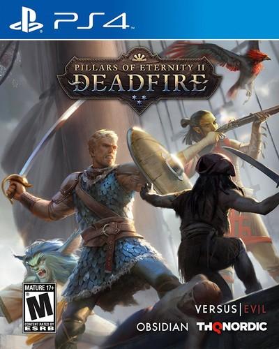 - Pillars of Eternity II: Deadfire for PlayStation 4