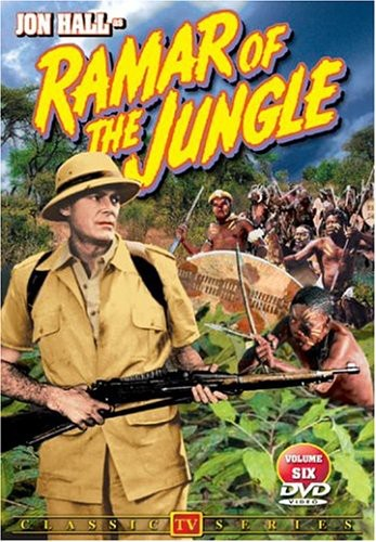 Ramar of the Jungle: Volume 6