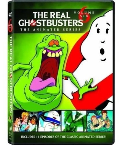 The Real Ghostbusters: Volume 6
