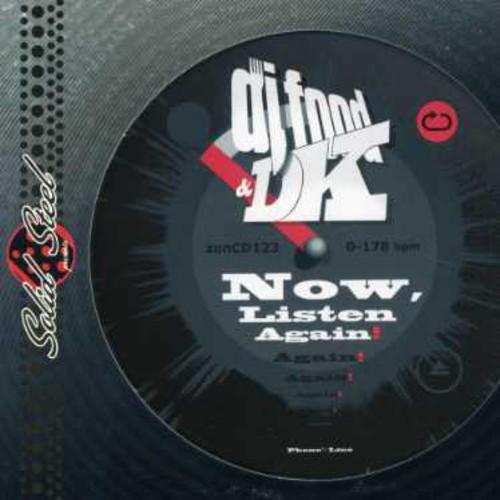 Dj Food & Dk - Now Listen Again
