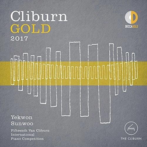 Cliburn Gold 2017 - 15th Van Cliburn International
