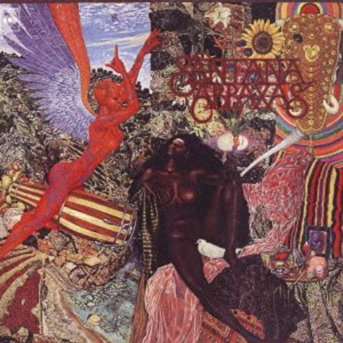 Santana - Abraxas [Import]