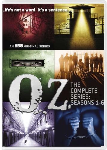 Oz: The Complete Series: Seasons 1-6