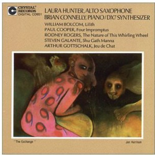 Lilith /  Four Impromptus