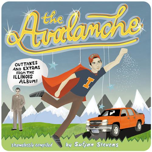 The Avalanche (Color Vinyl)