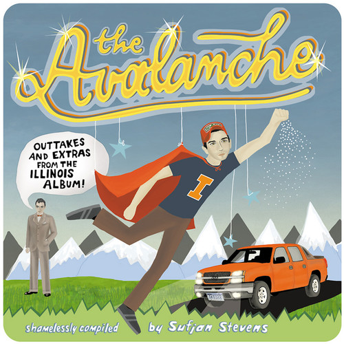 The Avalanche (Color Vinyl)