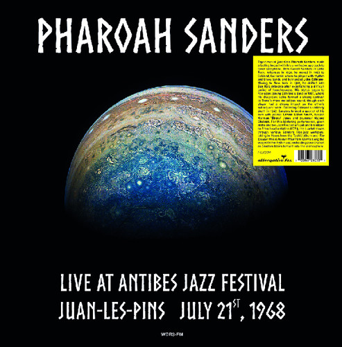 Live at Antibes Jazz Festival in Juan-Les-Pins