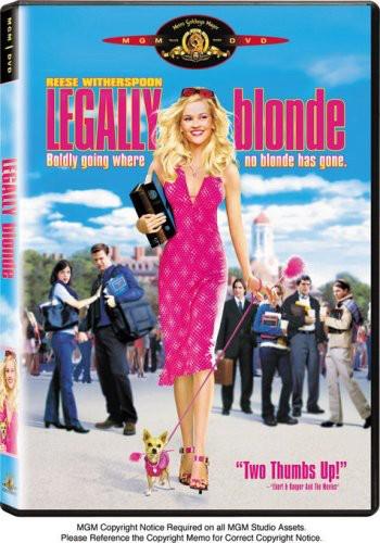 Legally Blonde