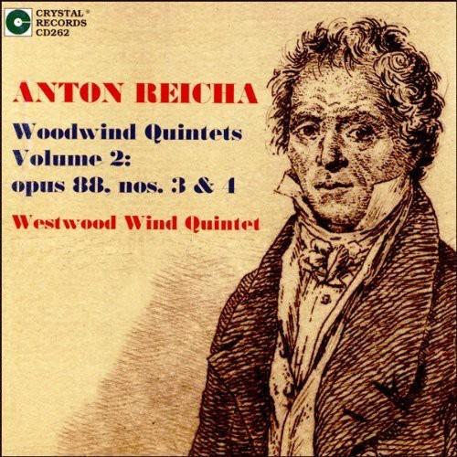 Woodwind Quintets 2: Opus 88