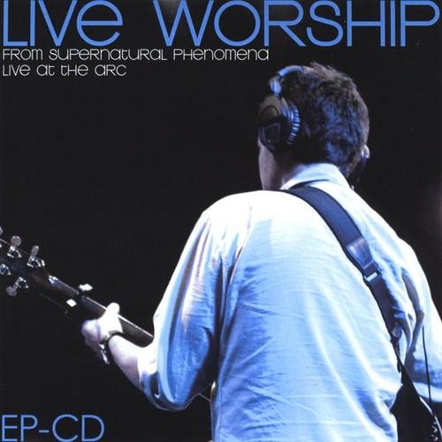 Live Worship from Supernatural Phenomena Conferenc