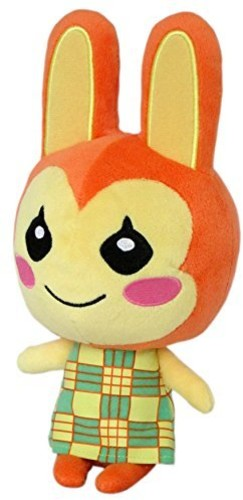 "- Little Buddy Animal Crossing Bunnie 9"" Plush"