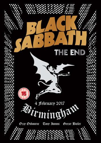 Black Sabbath - End: Birmingham - 4 February 2017 / (Ntr0 Uk)
