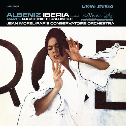 Albeniz: Iberia (complete) /  Ravel: Rapsodie