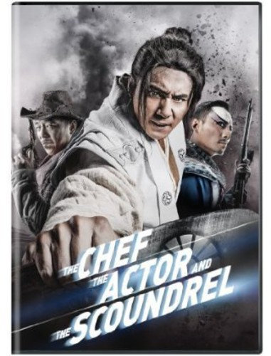Zhang Hanyu - The Chef, The Actor, The Scoundrel