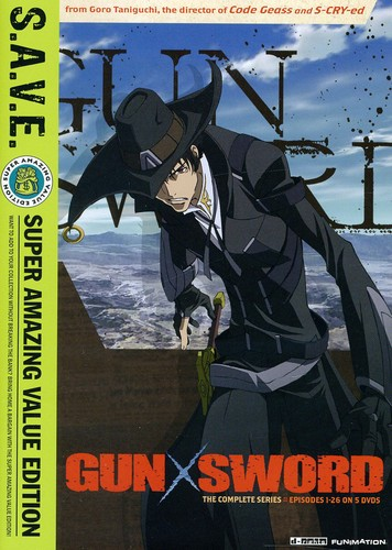 Gun X Sword: Complete - S.A.V.E.