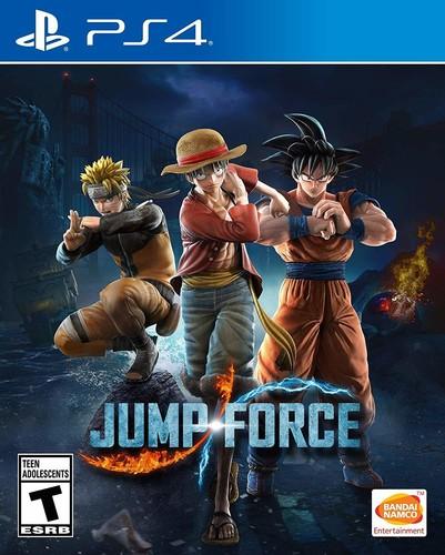 - Jump Force