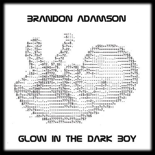 Glow in the Dark Boy