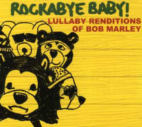 Lullaby Renditions Of Bob Marle