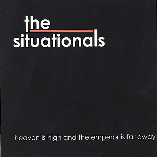 Heaven Is High & the Emperor Is Far Away