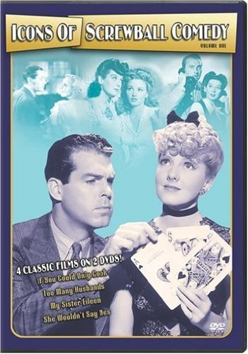 Icons of Screwball Comedy: Volume 1