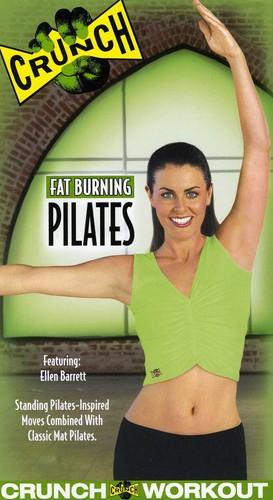 Crunch-Fat Burning Pilates