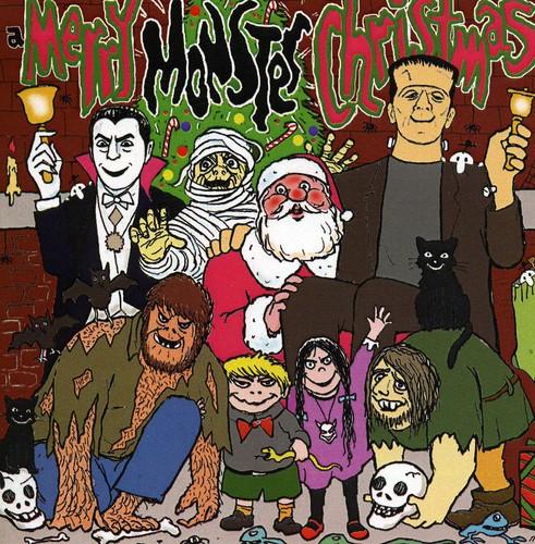 Merry Monster Christmas