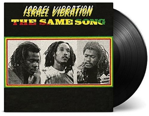 Istrael Vibration - Same Song (Hol)