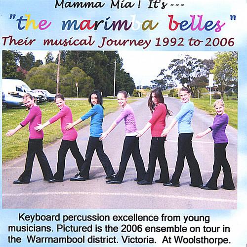 Mamma Mia! It's the Marimba Belles