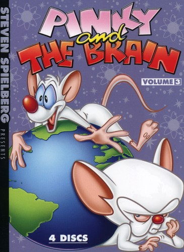 Pinky and the Brain: Volume 3