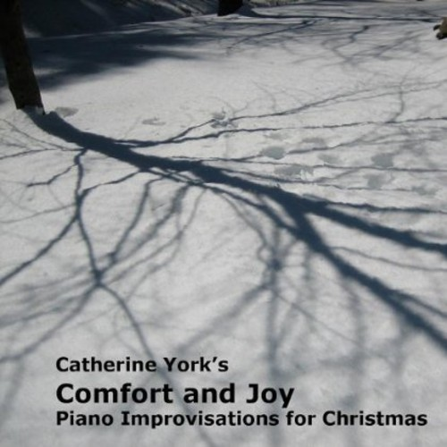 Comfort & Joy: Piano Improvisations for Christmas