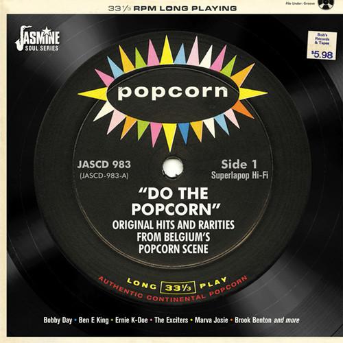 Do The Popcorn: Original Hits & Rarities From Belgium's Popcorn Scene/  Various [Import]