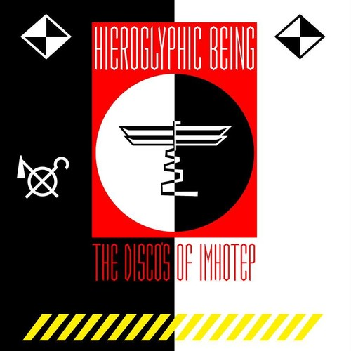 Hieroglyphic Being - Disco's Of Imhotep