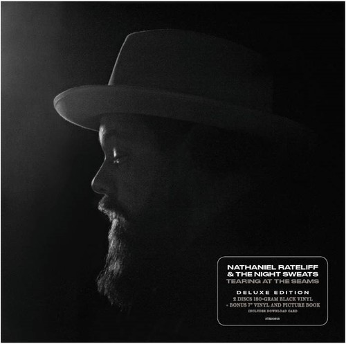 Nathaniel Rateliff & The Night Sweats - Tearing At The Seams [Deluxe Edition 2LP + 7in]