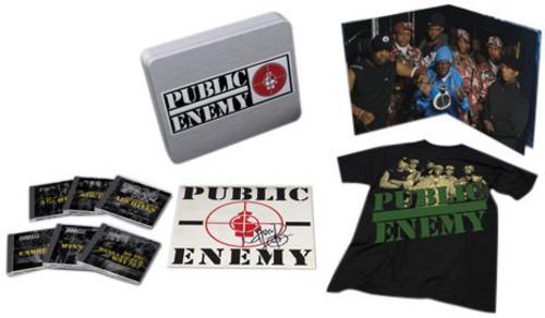 Public Enemy - Bring the Noise: The Hits Vids & Docs