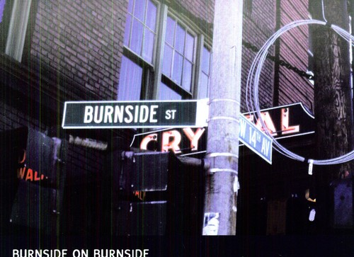 Burnside on Burnside