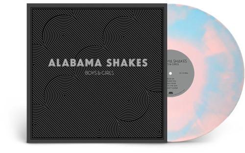 Alabama Shakes - Boys & Girls: Platinum Edition [Limited Edition Pink/Blue LP]