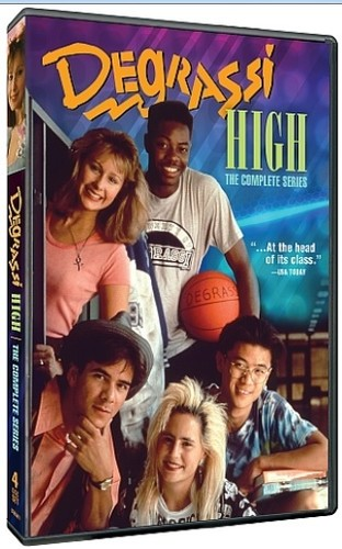 Degrassi High: Degrassi High Complete Series