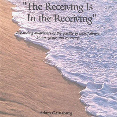 Receiving Is in the Receiving