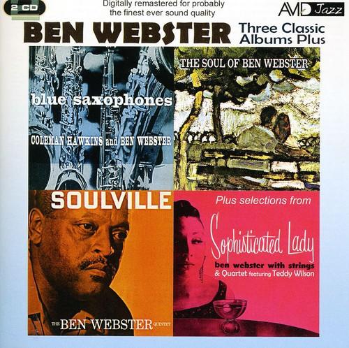 Blue Saxophones/ Soulville/ Soul Of Ben