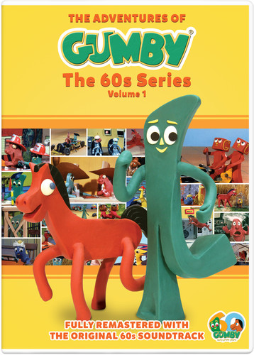 The Adventures of Gumby: The '60s Series: Volume 1