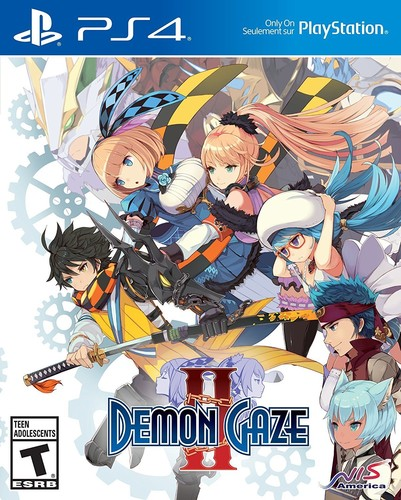 Demon Gaze II for PlayStation 4