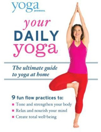 Yoga Journal: Your Daily Yoga