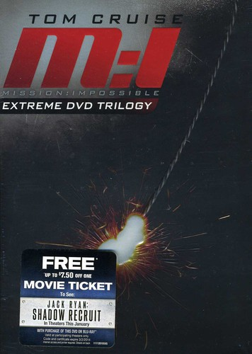 Mission Impossible Extreme Trilogy
