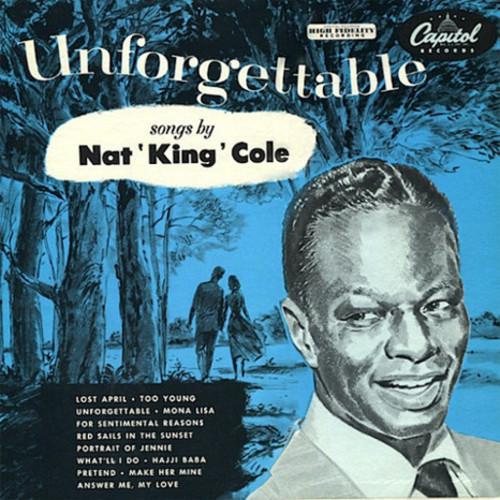 Nat King Cole - Unforgettable [LP]