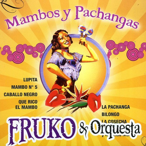 Mambos y Pachangas [Import]