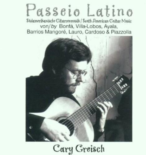 Passeio Latino: So Amer Guitar Music