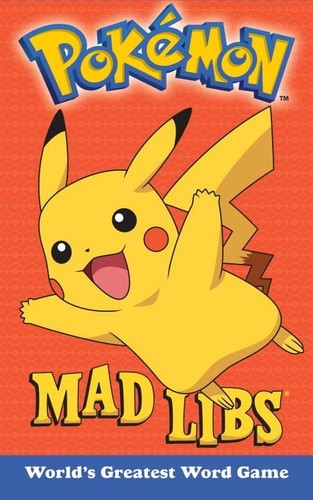 - Pokémon Mad Libs