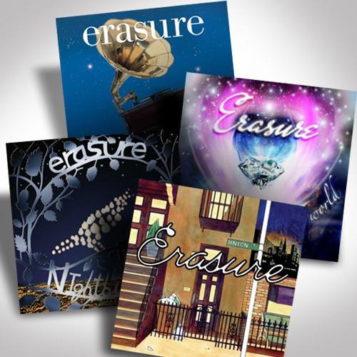 Erasure Vinyl Bundle